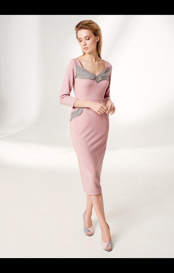 Платье 0589