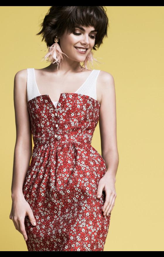 Платье 0454