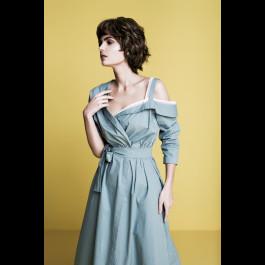 Платье 0458