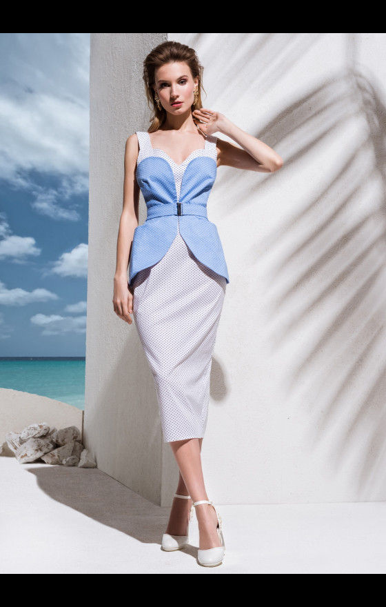 Платье 0556