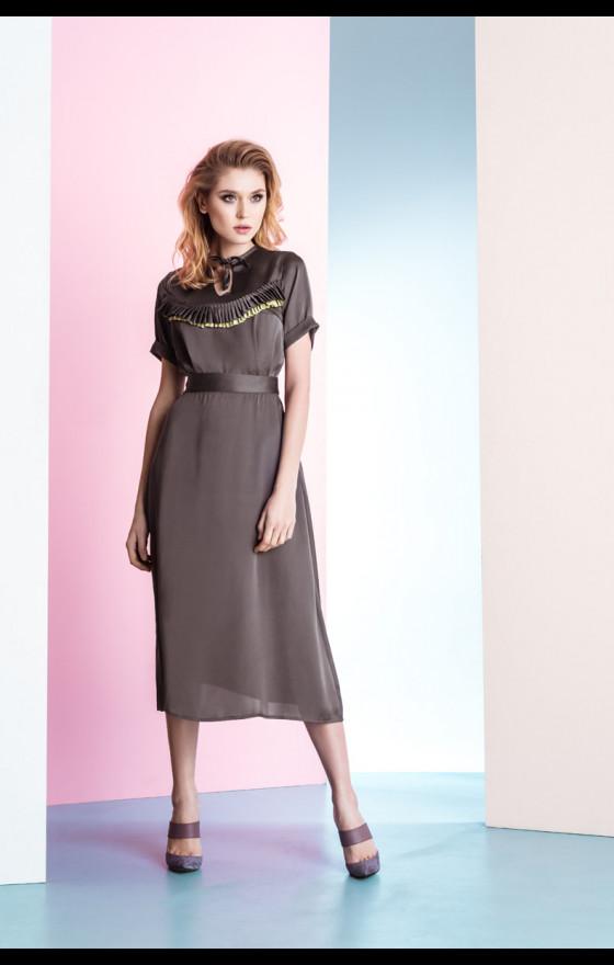 Платье 0386
