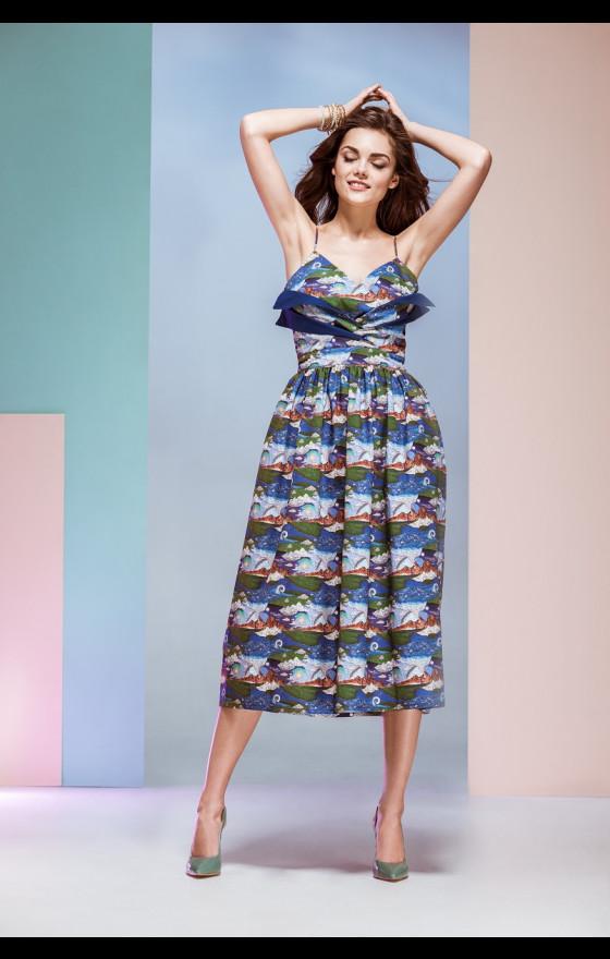 Платье 0306