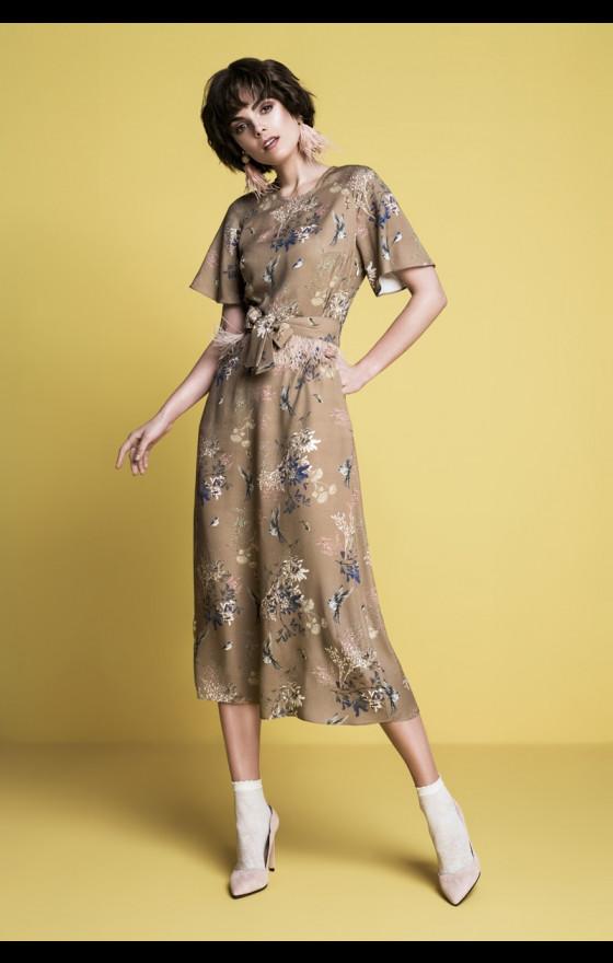 Платье 0463