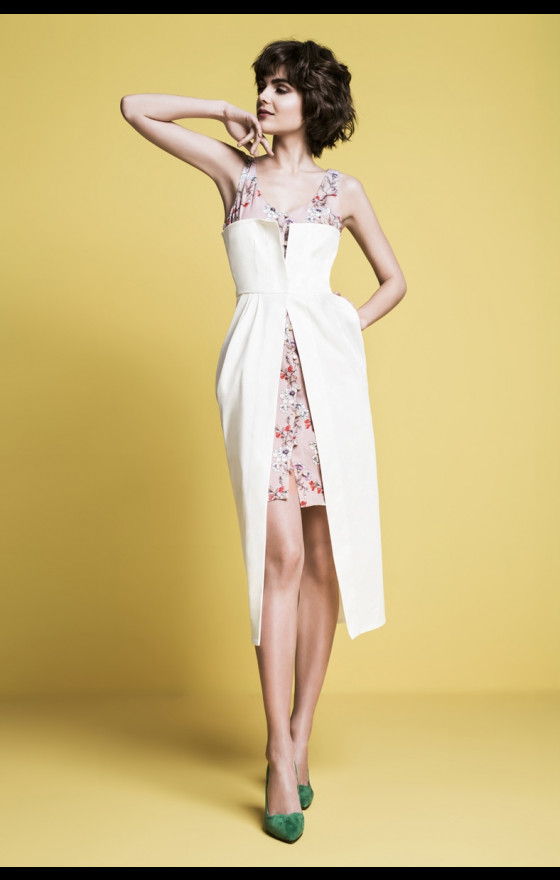 Платье 0464